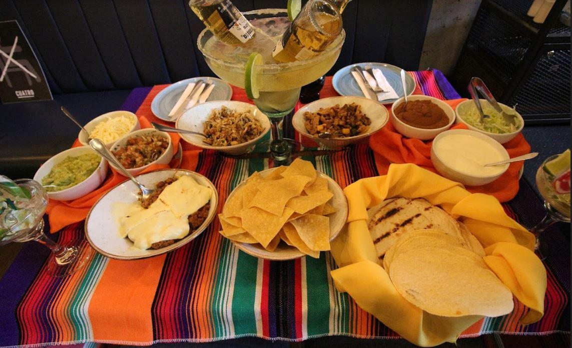Plan Cena Mexicana