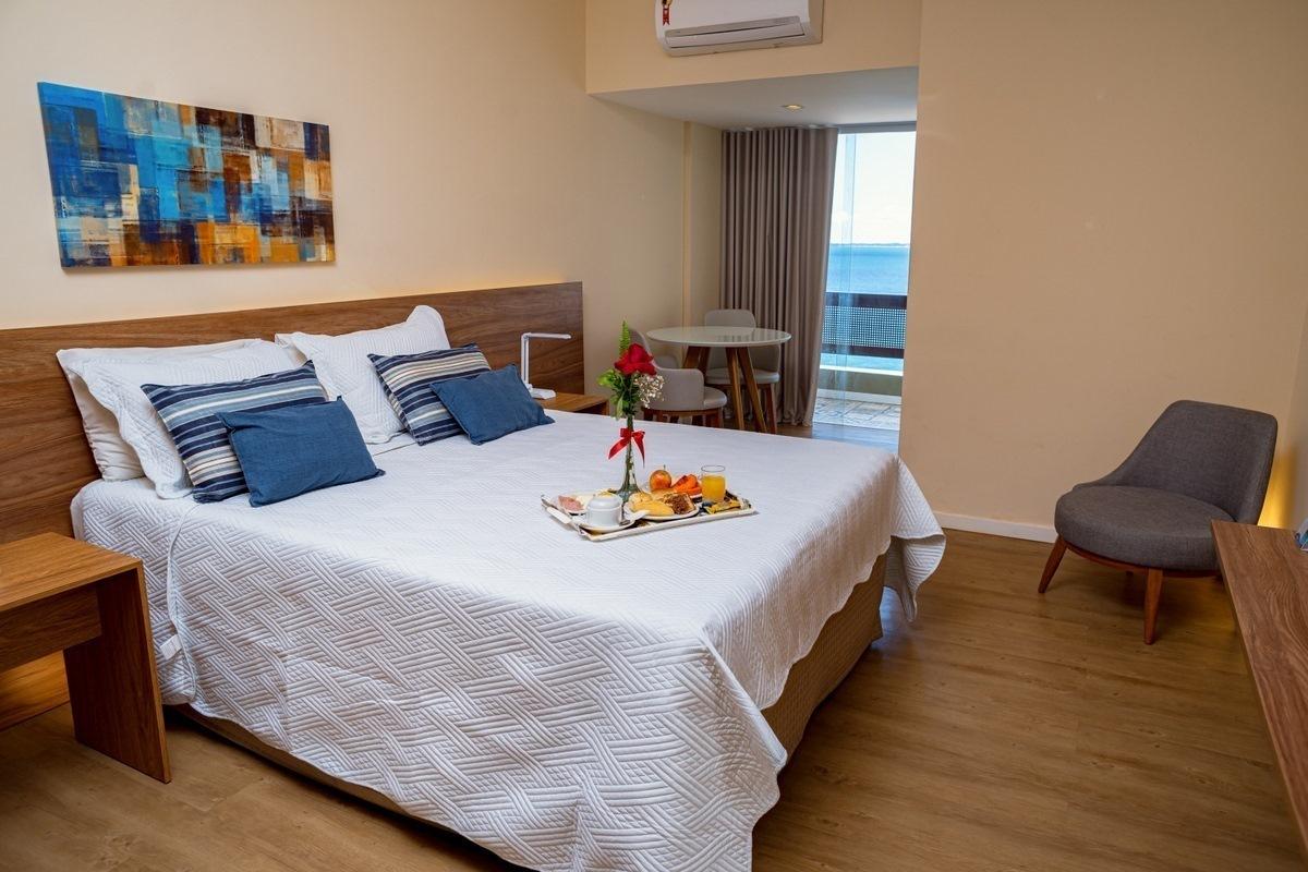Luxo Vista Mar – 01 Cama de Casal