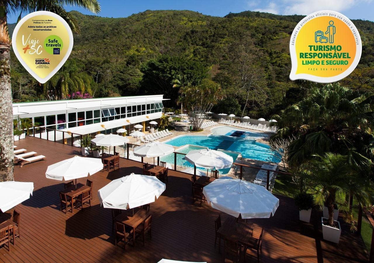 Plaza Caldas da Imperatriz Resort e Spa