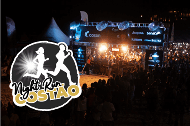 NIGHT RUN - VIP INCLUSIVE