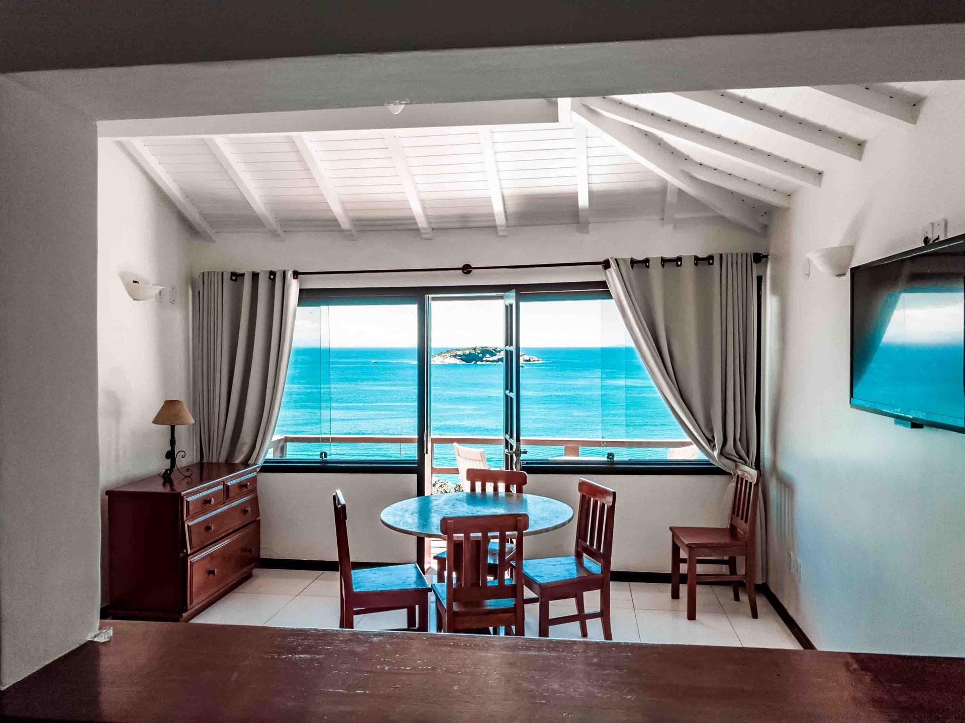 Apartamento de 1 quarto Superiores Vista Mar