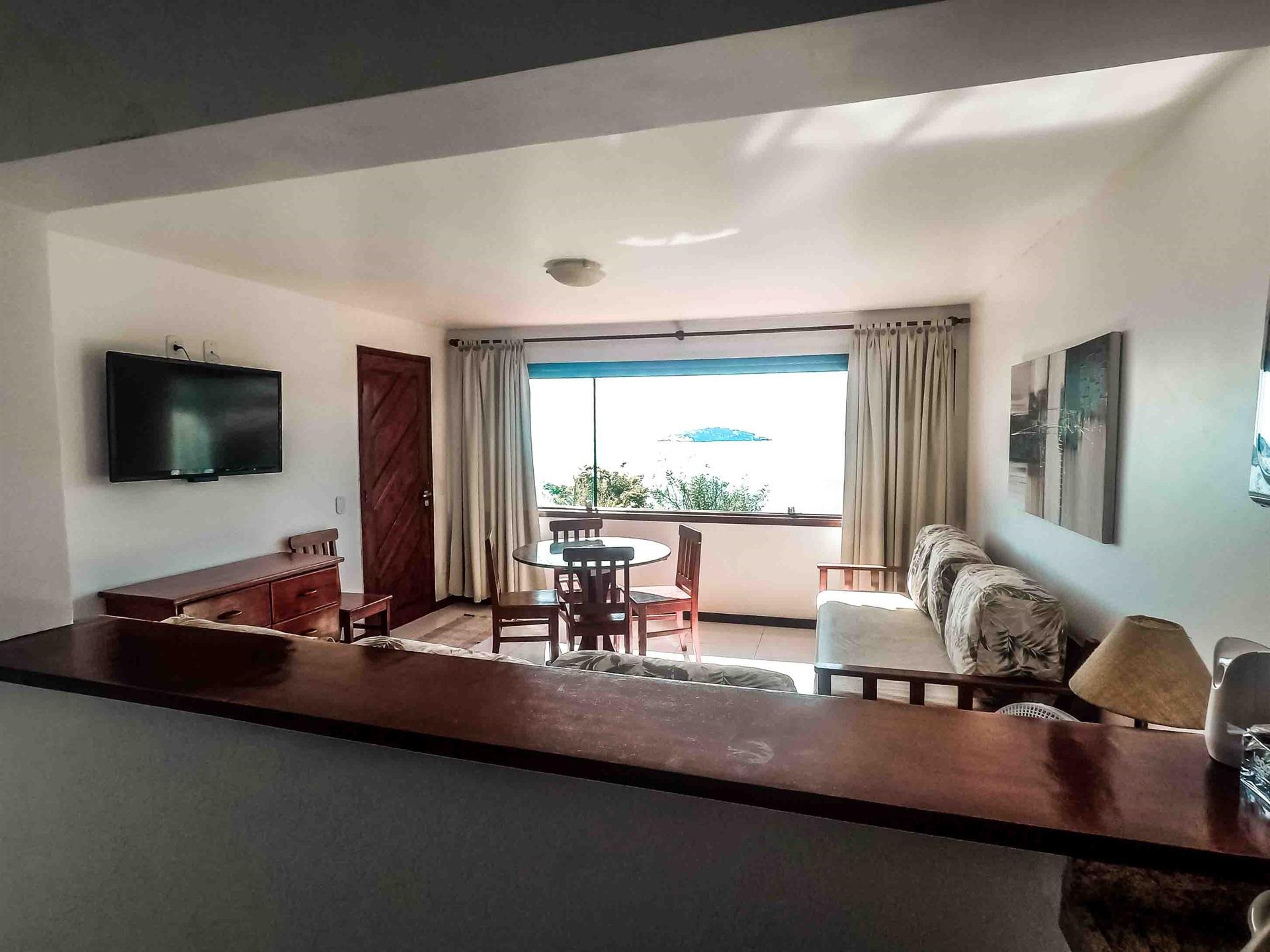 Apartamento de 2 quarto Superiores Vista Mar