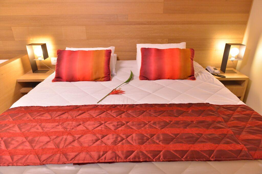 Quarto Luxo Hotel - Pensão Completa