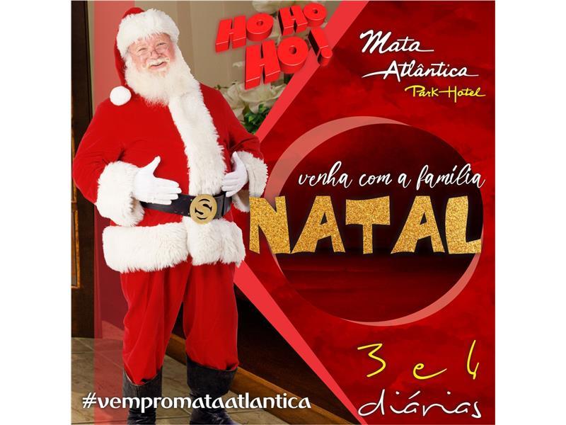 PACOTE NATAL FAMÍLIA  2 DIÁRIAS